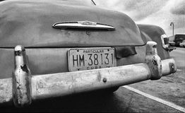 Chevrolet car in Cuba Stock Photography