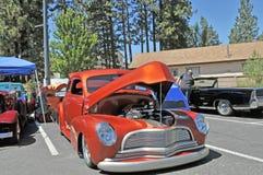 Chevrolet cerrado de golpe Imagen de archivo