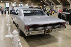 Chevrolet Chevelle 502 en la exhibición Fotografía de archivo libre de regalías