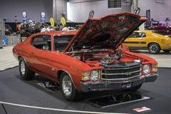 Chevrolet chevelle hardtop Royalty Free Stock Image