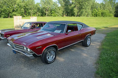 1970 Chevrolet Chevelle Royalty Free Stock Images