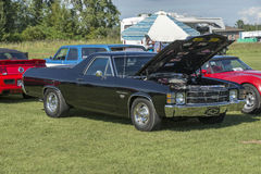 Chevrolet chevelle Stock Photography