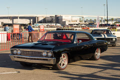 1967 Chevrolet Chevelle at SEMA. Stock Images