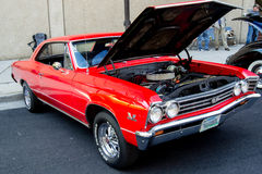 1967 Chevrolet Chevelle SS Stock Afbeelding