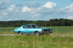 CHEVROLET CHEVELLE Royalty Free Stock Images