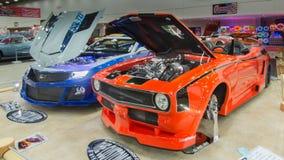 Chevrolet (Chevy) Camaro tolkning 2003 Arkivfoton