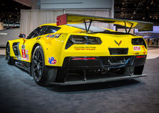 Chevrolet 2014 (Chevy) Corvette C7-R Photo stock