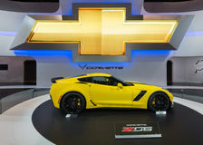 2015 Chevrolet (Chevy) Corvette Z06 Royalty Free Stock Image