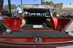 The 1957 Chevrolet Bel Air, 5. stock photos