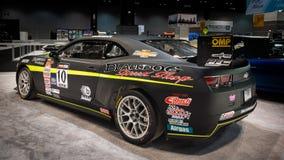 Chevrolet (Chevy) Pirelli världsutmaning Camaro Royaltyfria Foton