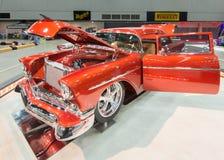 Chevrolet (Chevy) tolkning 1956 Arkivfoton