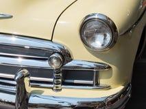 Chevrolet clássico dos anos 50 adiantados Fotos de Stock