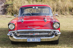 Chevrolet Classic Vintage Car Royalty Free Stock Image