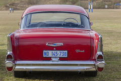 Chevrolet Classic Vintage Car Royalty Free Stock Photography