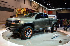 2015 Chevrolet Colorado Stock Foto