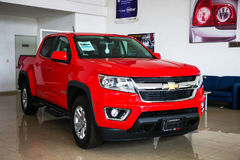 Chevrolet Colorado stock fotografie