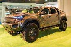 Chevrolet Colorado militär ZH2 Royaltyfria Foton