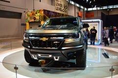 Chevrolet Colorado Stock Photo
