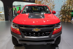 Chevrolet Colorado pick-up truck Stock Photo