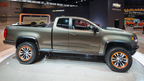 2015 Chevrolet Colorado ZR2 Concept Royalty Free Stock Photography