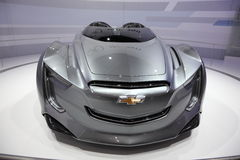 Chevrolet Concept Car at IAA Royalty Free Stock Photos