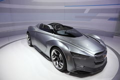 Chevrolet Concept Car Mirray Stock Photo
