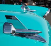 1957 Chevrolet Royalty Free Stock Images