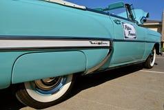 1954 Chevrolet Convertibele Belair Stock Afbeelding