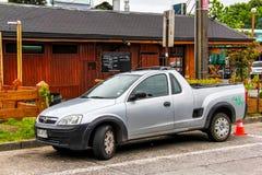 Chevrolet Corsa Royaltyfri Fotografi