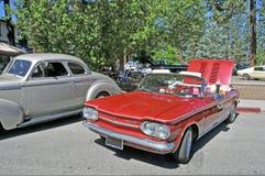 1963 Chevrolet Corvair Royalty-vrije Stock Foto's