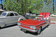 1963 Chevrolet Corvair Royalty Free Stock Photos
