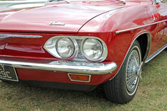 Chevrolet corvair vintage Royalty Free Stock Photo