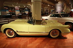 Chevrolet Corvette 1955 Royalty Free Stock Photo