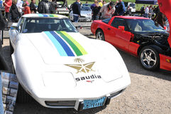 Chevrolet Corvette Royalty Free Stock Photography