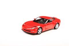 Chevrolet Corvette 2007 c6 z06 Immagini Stock