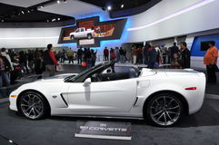 Chevrolet Corvette Stock Photography