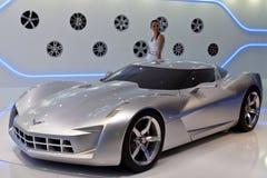 Chevrolet Corvette lizenzfreie stockfotografie