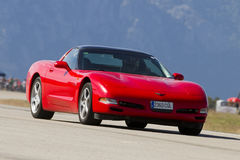 Chevrolet Corvette Royalty Free Stock Images