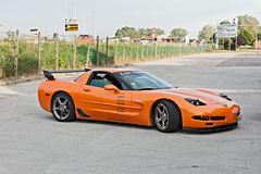 Chevrolet Corvette Stock Photography