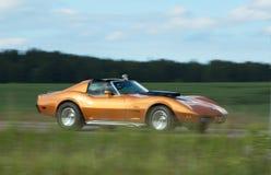 Chevrolet Corvette Fotos de Stock