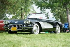 Chevrolet Corvette Stockfoto