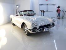 Chevrolet Corvette 1962 Photographie stock libre de droits