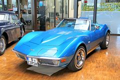Chevrolet Corvette Royalty Free Stock Image