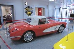 Chevrolet Corvette C1 photos libres de droits