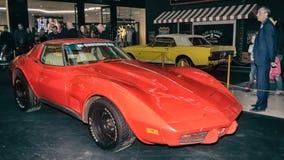 Chevrolet Corvette C3 Royaltyfri Foto