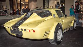 Chevrolet Corvette C2 Arkivfoton