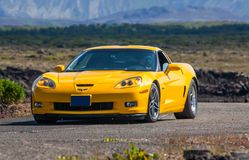 Chevrolet Corvette C06 Royalty Free Stock Photos