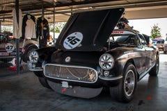 Chevrolet Corvette C1 racing car Royalty Free Stock Photo
