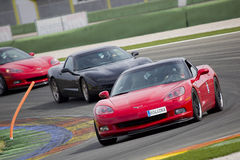 Chevrolet Corvette C6 Royalty Free Stock Photography