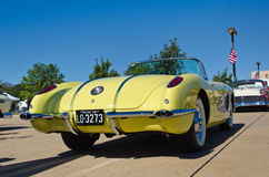 1958 Chevrolet Corvette Convertible Stock Photo